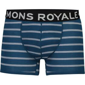 Mons Royale Hold 'em Shorty Boxer Herr latitude stripe